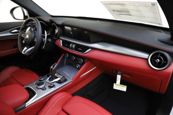 New 2020 Alfa Romeo Stelvio Ti Sport Q4 for sale $57,245 at Bugatti of Greenwich in Greenwich CT 06830 24