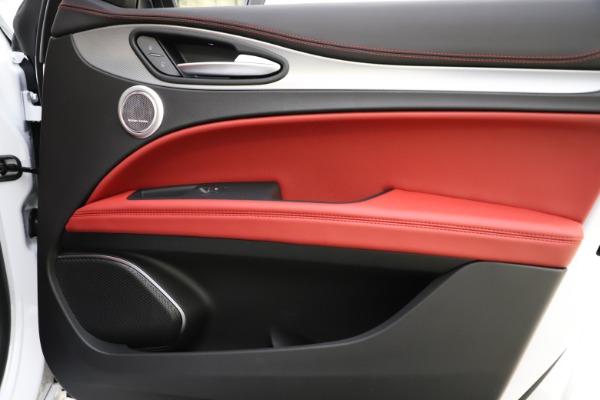 New 2020 Alfa Romeo Stelvio Ti Sport Q4 for sale $57,245 at Bugatti of Greenwich in Greenwich CT 06830 25