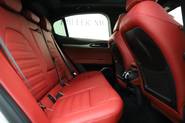 New 2020 Alfa Romeo Stelvio Ti Sport Q4 for sale $57,245 at Bugatti of Greenwich in Greenwich CT 06830 27