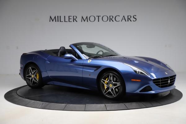 Used 2018 Ferrari California T for sale Sold at Bugatti of Greenwich in Greenwich CT 06830 10