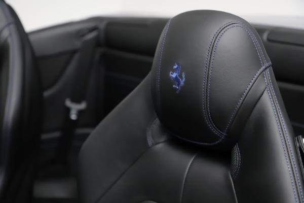 Used 2018 Ferrari California T for sale Sold at Bugatti of Greenwich in Greenwich CT 06830 21