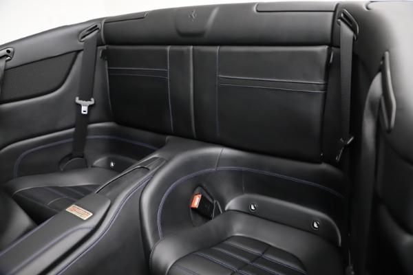 Used 2018 Ferrari California T for sale $185,900 at Bugatti of Greenwich in Greenwich CT 06830 22