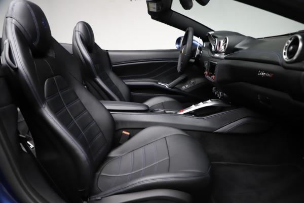 Used 2018 Ferrari California T for sale Sold at Bugatti of Greenwich in Greenwich CT 06830 24