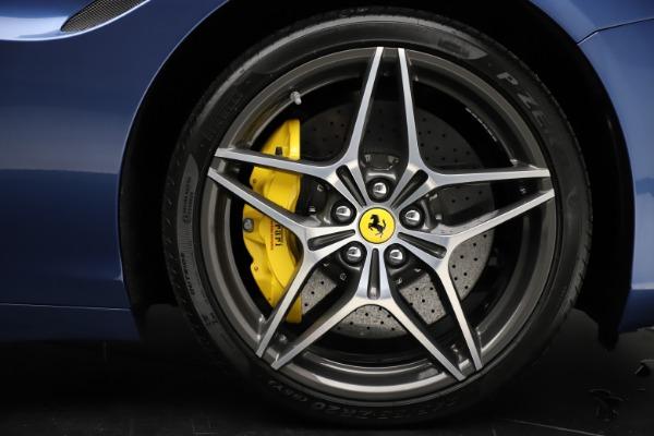 Used 2018 Ferrari California T for sale Sold at Bugatti of Greenwich in Greenwich CT 06830 28
