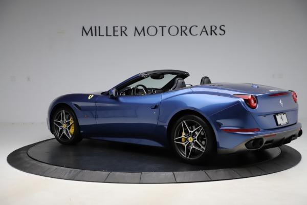 Used 2018 Ferrari California T for sale $185,900 at Bugatti of Greenwich in Greenwich CT 06830 4
