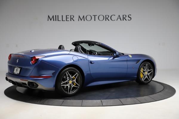 Used 2018 Ferrari California T for sale $185,900 at Bugatti of Greenwich in Greenwich CT 06830 8