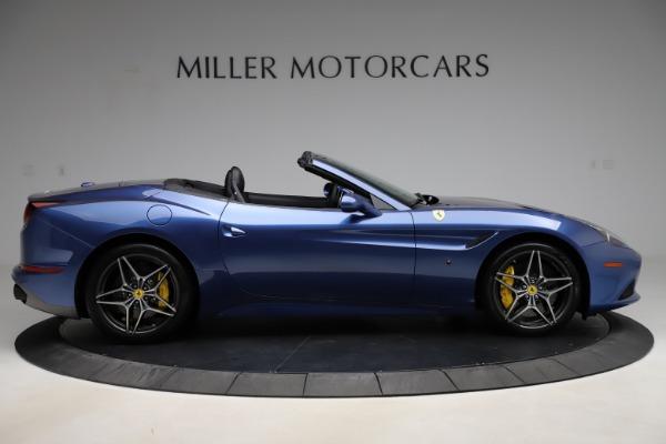 Used 2018 Ferrari California T for sale Sold at Bugatti of Greenwich in Greenwich CT 06830 9