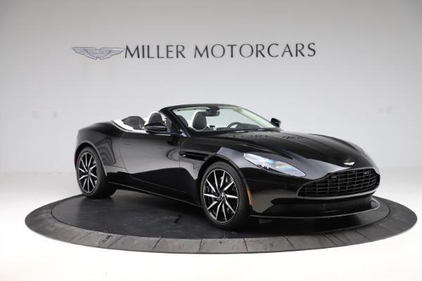 Used 2020 Aston Martin DB11 Volante for sale $209,900 at Bugatti of Greenwich in Greenwich CT 06830 10