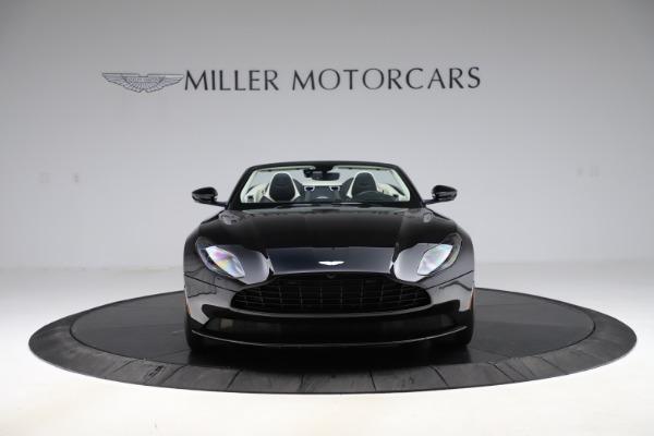 Used 2020 Aston Martin DB11 Volante for sale $209,900 at Bugatti of Greenwich in Greenwich CT 06830 11