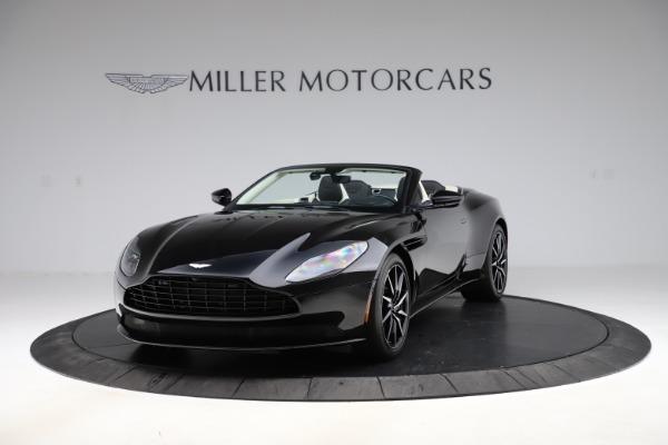 Used 2020 Aston Martin DB11 Volante for sale $209,900 at Bugatti of Greenwich in Greenwich CT 06830 12
