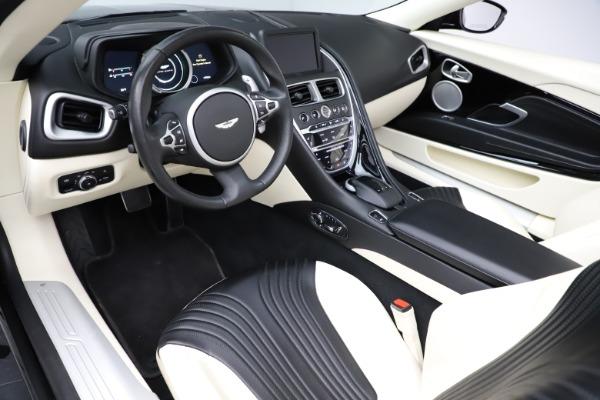 Used 2020 Aston Martin DB11 Volante for sale $209,900 at Bugatti of Greenwich in Greenwich CT 06830 13