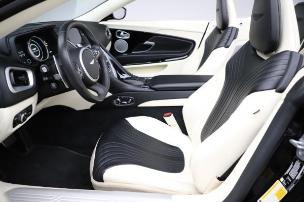 Used 2020 Aston Martin DB11 Volante for sale $209,900 at Bugatti of Greenwich in Greenwich CT 06830 14