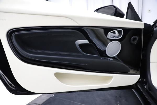 Used 2020 Aston Martin DB11 Volante for sale $209,900 at Bugatti of Greenwich in Greenwich CT 06830 16
