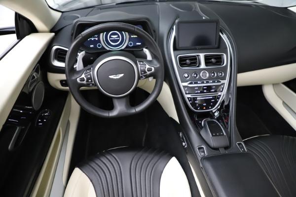 Used 2020 Aston Martin DB11 Volante for sale $209,900 at Bugatti of Greenwich in Greenwich CT 06830 17