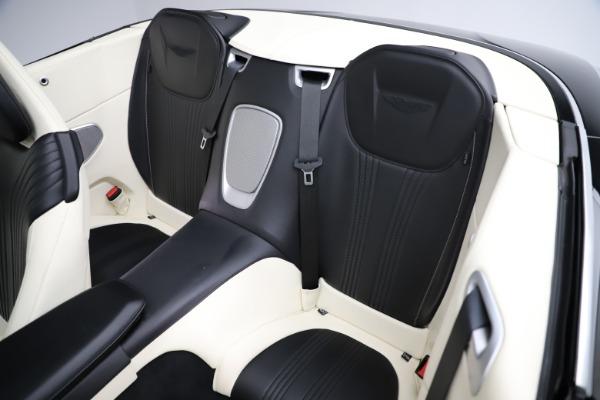 Used 2020 Aston Martin DB11 Volante for sale Sold at Bugatti of Greenwich in Greenwich CT 06830 18