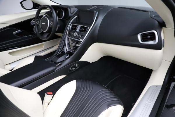 Used 2020 Aston Martin DB11 Volante for sale $209,900 at Bugatti of Greenwich in Greenwich CT 06830 19