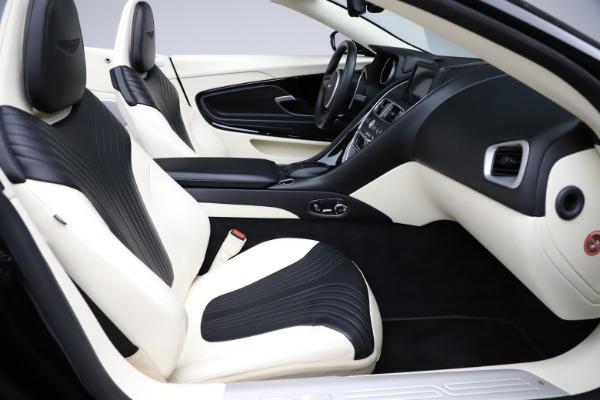 Used 2020 Aston Martin DB11 Volante for sale Sold at Bugatti of Greenwich in Greenwich CT 06830 20