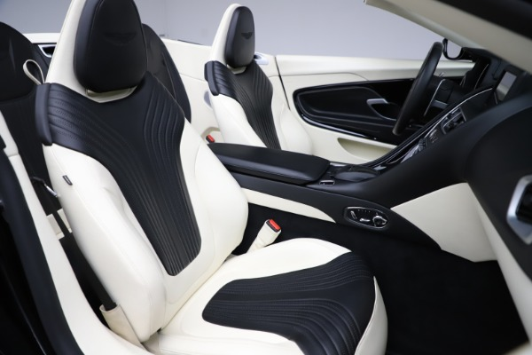 Used 2020 Aston Martin DB11 Volante for sale $209,900 at Bugatti of Greenwich in Greenwich CT 06830 21