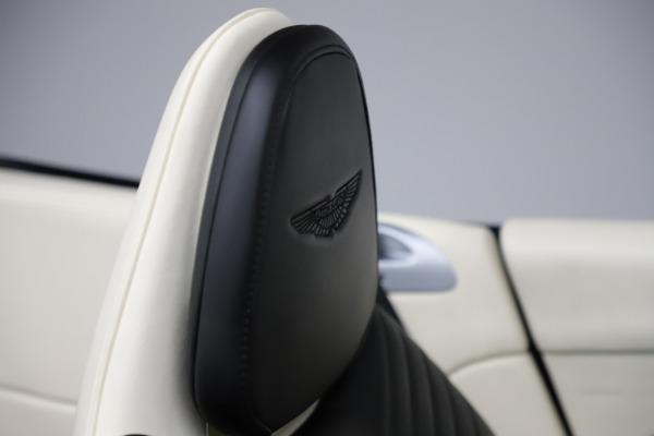 Used 2020 Aston Martin DB11 Volante for sale Sold at Bugatti of Greenwich in Greenwich CT 06830 22