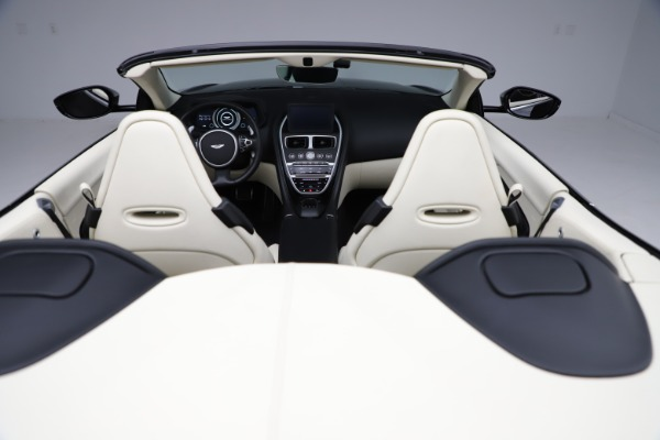 Used 2020 Aston Martin DB11 Volante for sale $209,900 at Bugatti of Greenwich in Greenwich CT 06830 23