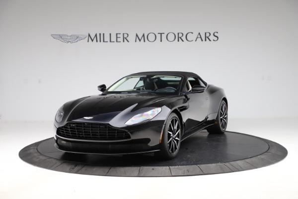 Used 2020 Aston Martin DB11 Volante for sale $209,900 at Bugatti of Greenwich in Greenwich CT 06830 24