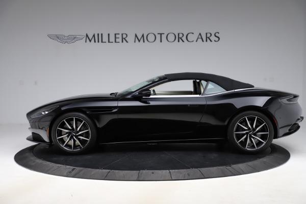 Used 2020 Aston Martin DB11 Volante for sale $209,900 at Bugatti of Greenwich in Greenwich CT 06830 25