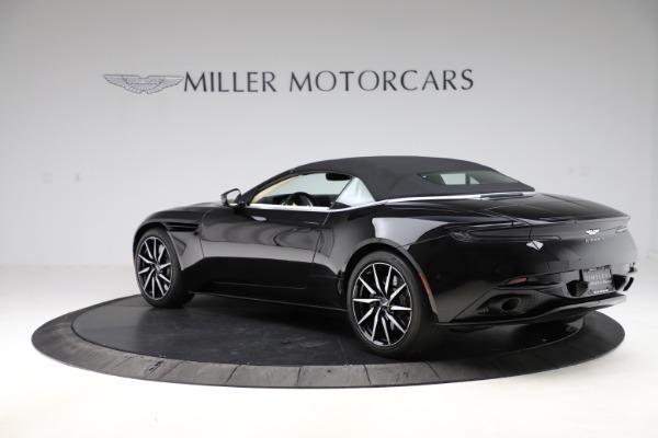 Used 2020 Aston Martin DB11 Volante for sale $209,900 at Bugatti of Greenwich in Greenwich CT 06830 26
