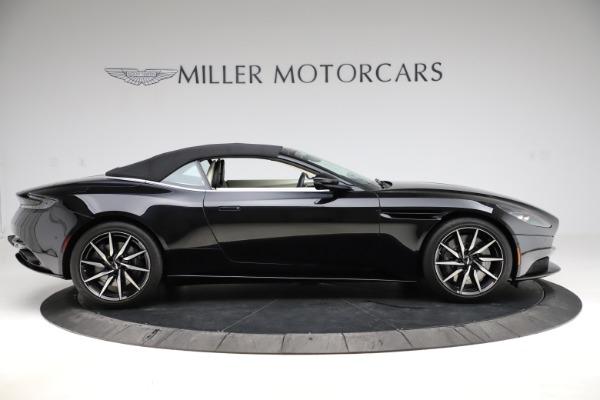 Used 2020 Aston Martin DB11 Volante for sale $209,900 at Bugatti of Greenwich in Greenwich CT 06830 28