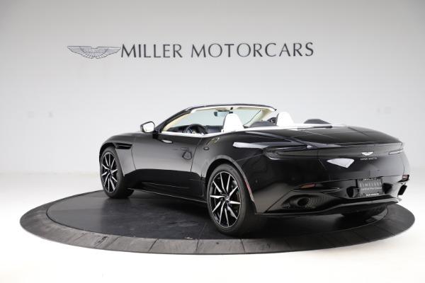 Used 2020 Aston Martin DB11 Volante for sale $209,900 at Bugatti of Greenwich in Greenwich CT 06830 4