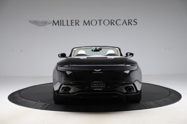 Used 2020 Aston Martin DB11 Volante for sale Sold at Bugatti of Greenwich in Greenwich CT 06830 5