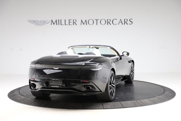 Used 2020 Aston Martin DB11 Volante for sale $209,900 at Bugatti of Greenwich in Greenwich CT 06830 6