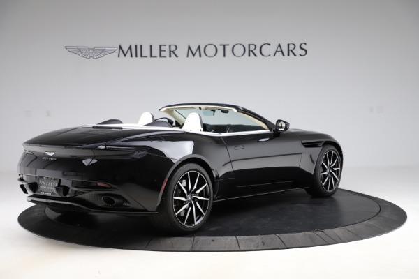 Used 2020 Aston Martin DB11 Volante for sale $209,900 at Bugatti of Greenwich in Greenwich CT 06830 7