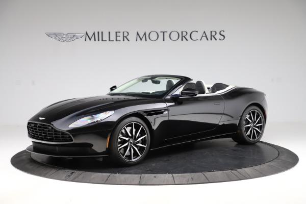 Used 2020 Aston Martin DB11 Volante for sale $209,900 at Bugatti of Greenwich in Greenwich CT 06830 1