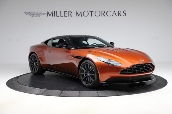 Used 2020 Aston Martin DB11 AMR for sale $199,900 at Bugatti of Greenwich in Greenwich CT 06830 10