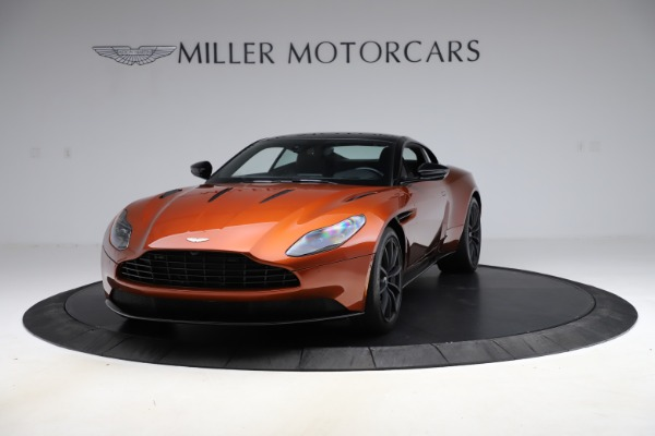 Used 2020 Aston Martin DB11 AMR for sale $199,900 at Bugatti of Greenwich in Greenwich CT 06830 12