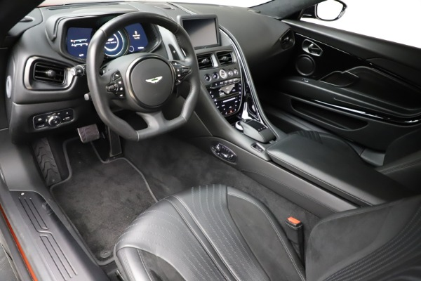 Used 2020 Aston Martin DB11 AMR for sale $199,900 at Bugatti of Greenwich in Greenwich CT 06830 13