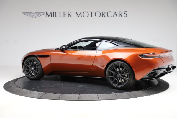 Used 2020 Aston Martin DB11 AMR for sale $199,900 at Bugatti of Greenwich in Greenwich CT 06830 3
