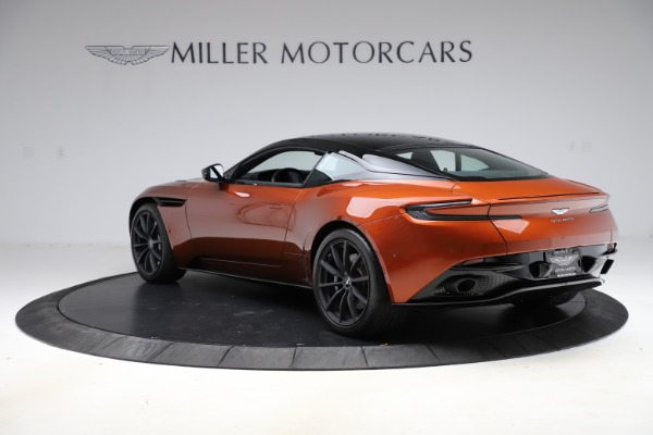 Used 2020 Aston Martin DB11 AMR for sale $199,900 at Bugatti of Greenwich in Greenwich CT 06830 4