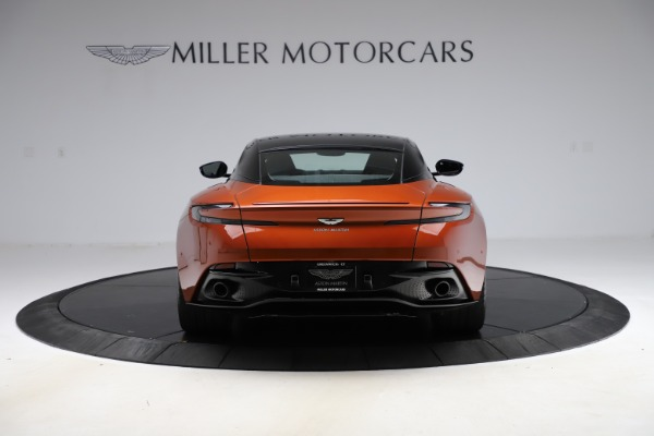 Used 2020 Aston Martin DB11 AMR for sale $199,900 at Bugatti of Greenwich in Greenwich CT 06830 5