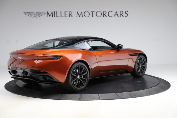 Used 2020 Aston Martin DB11 AMR for sale $199,900 at Bugatti of Greenwich in Greenwich CT 06830 7