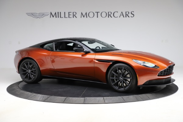 Used 2020 Aston Martin DB11 AMR for sale $199,900 at Bugatti of Greenwich in Greenwich CT 06830 9