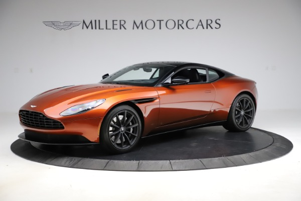 Used 2020 Aston Martin DB11 AMR for sale $199,900 at Bugatti of Greenwich in Greenwich CT 06830 1