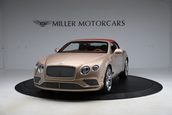 Used 2017 Bentley Continental GTC W12 for sale $165,900 at Bugatti of Greenwich in Greenwich CT 06830 10
