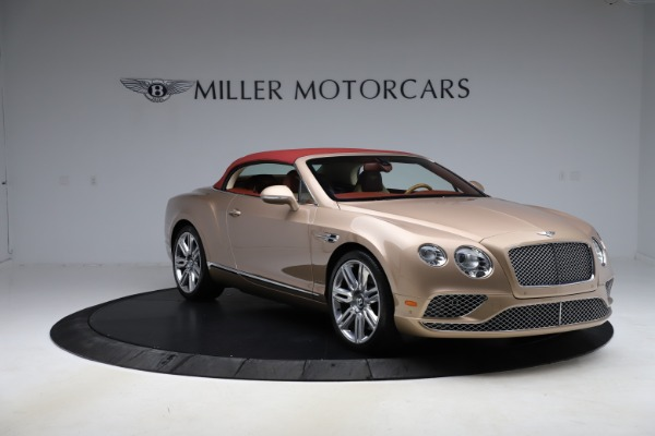Used 2017 Bentley Continental GTC W12 for sale $165,900 at Bugatti of Greenwich in Greenwich CT 06830 20