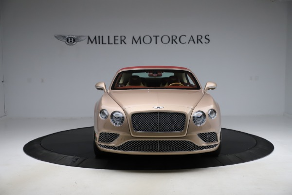 Used 2017 Bentley Continental GTC W12 for sale $165,900 at Bugatti of Greenwich in Greenwich CT 06830 21