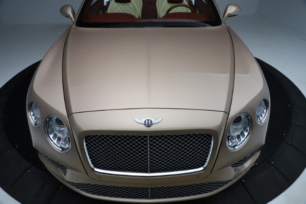 Used 2017 Bentley Continental GTC W12 for sale $165,900 at Bugatti of Greenwich in Greenwich CT 06830 23
