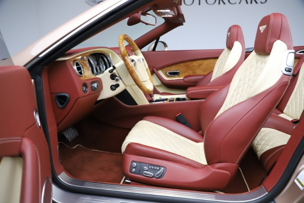 Used 2017 Bentley Continental GT W12 for sale Sold at Bugatti of Greenwich in Greenwich CT 06830 28
