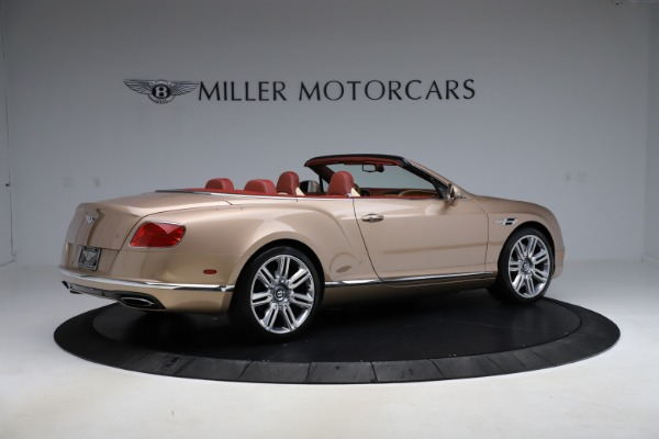 Used 2017 Bentley Continental GTC W12 for sale $165,900 at Bugatti of Greenwich in Greenwich CT 06830 8