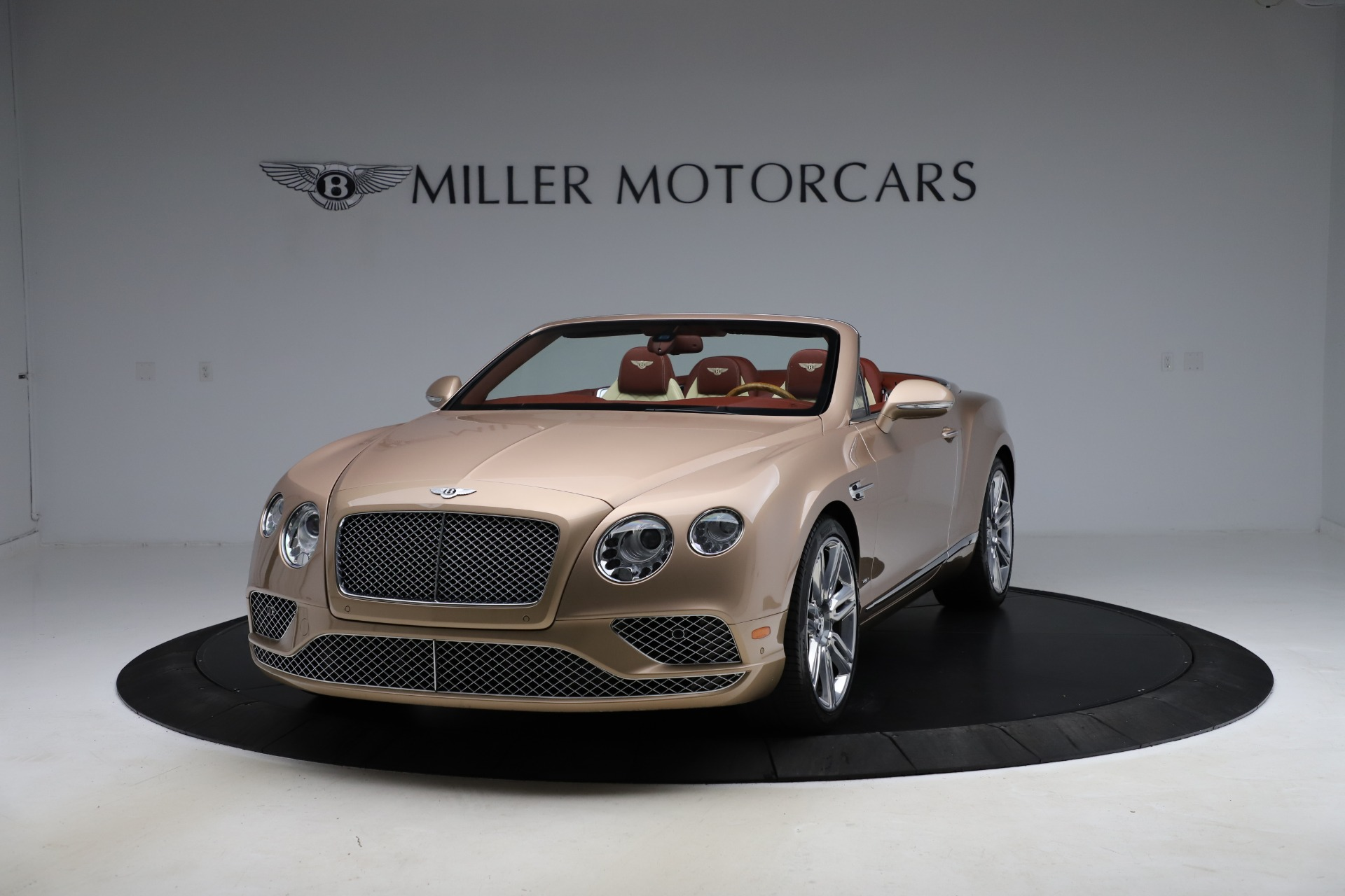 Used 2017 Bentley Continental GTC W12 for sale $165,900 at Bugatti of Greenwich in Greenwich CT 06830 1
