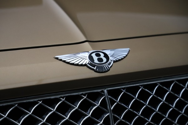 Used 2017 Bentley Bentayga W12 for sale Sold at Bugatti of Greenwich in Greenwich CT 06830 14